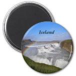 Gulfoss Falls, Iceland Magnet