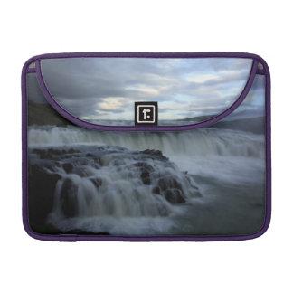 Gulfoss Waterfall, Iceland MacBook Pro Sleeves