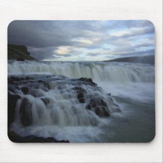 Gulfoss Waterfall, Iceland Mouse Pad