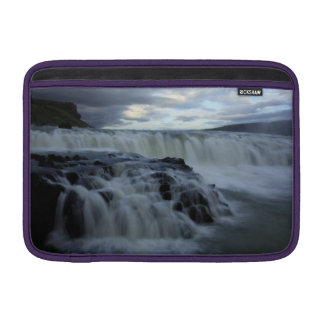 Gulfoss Waterfall, Iceland Sleeves For MacBook Air