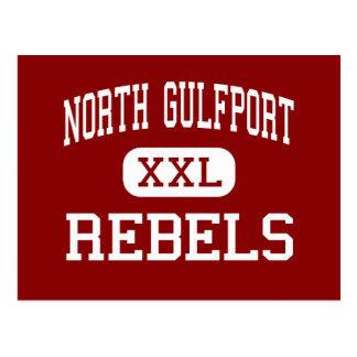 Gulfport del norte - rebeldes - joven - Gulfport Postal