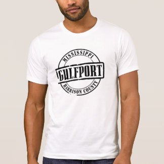 Gulfport Title T-Shirt