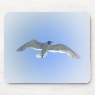 Gull in Flight 2 Mousepad