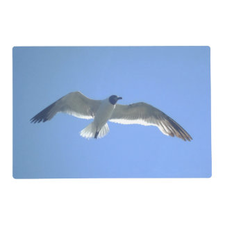 Gull in Flight Placemat