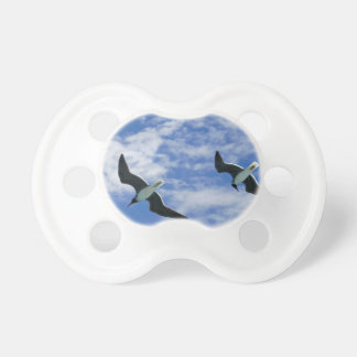 gull in the sky BooginHead pacifier