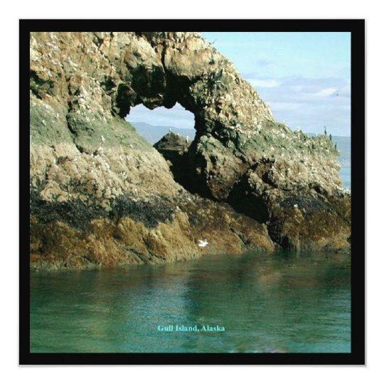 Gull Island, Alaska Card