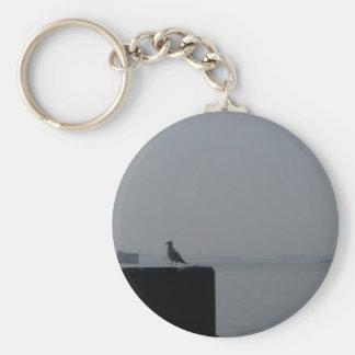 Gull Keychain