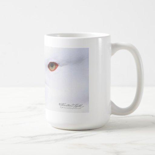 Gull Macro Classic White Coffee Mug