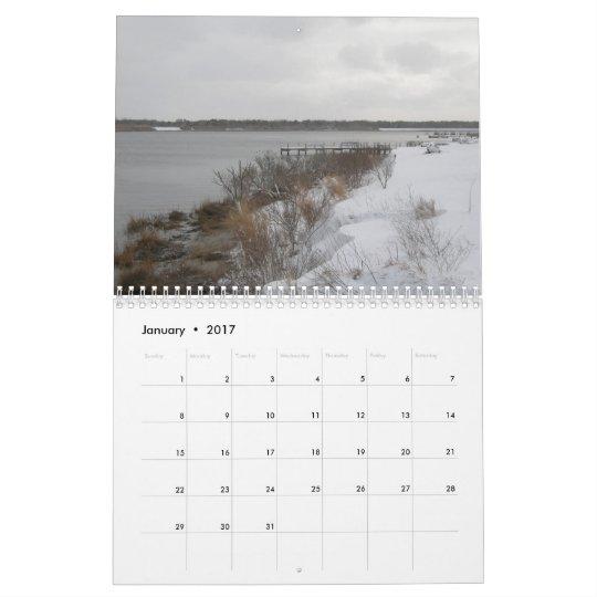 Gull Point 2010 Calendar