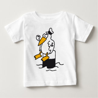 gull RK the harbour Baby T-Shirt