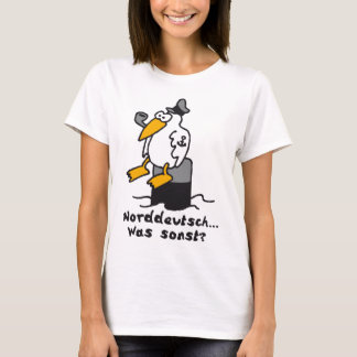 gull RK the harbour T-Shirt