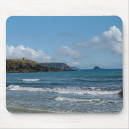 Gull Rock Mouse Pad