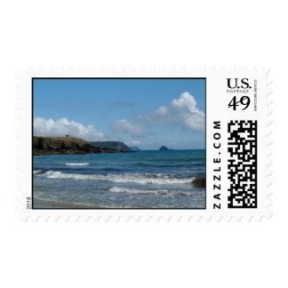Gull Rock Postage Stamp