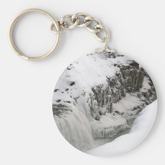 Gullfoss #2 keychain