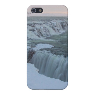 Gullfoss Waterfall in Iceland Cover For iPhone SE/5/5s