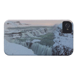 Gullfoss Waterfall in Iceland iPhone 4 Case-Mate Case