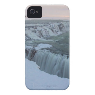 Gullfoss Waterfall in Iceland iPhone 4 Cover