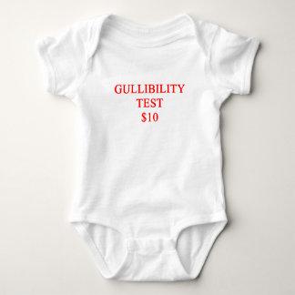 gullible baby bodysuit