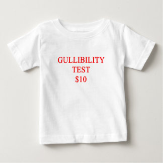 gullible baby T-Shirt