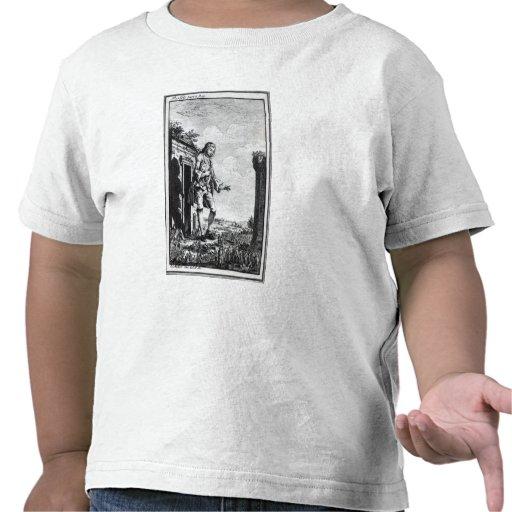 Gulliver amongst the Lilliputians Shirts
