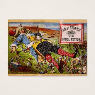 Gulliver Business Card
