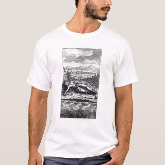 Gulliver captured by the Lilliputians T-Shirt