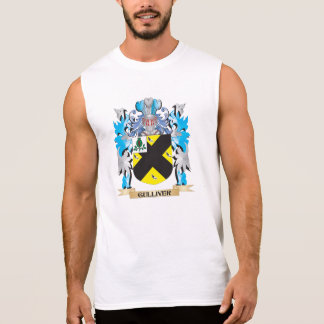 Gulliver Coat of Arms - Family Crest Sleeveless Tee