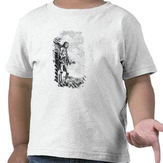 Gulliver entre los Lilliputians Camisetas