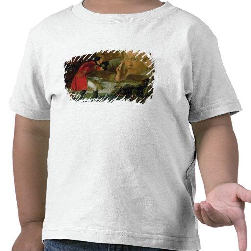 Gulliver exhibió al granjero de Brobdingnag Camiseta