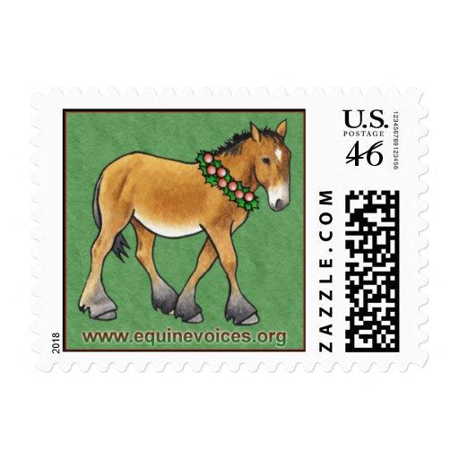 Gulliver Holiday Postage