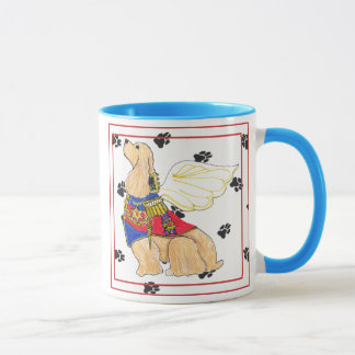 Gulliver's Angel Cocker Spaniel Mug