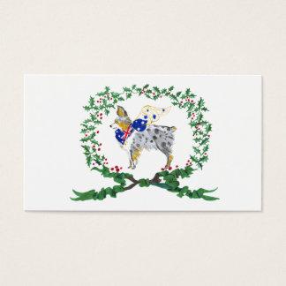 Gulliver's Angels Australian Shepherd Gift Tag