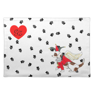 Gulliver's Angels Beagle Placemats