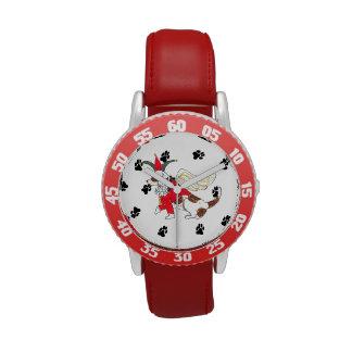 Gulliver's Angels Beagle Wrist Watch
