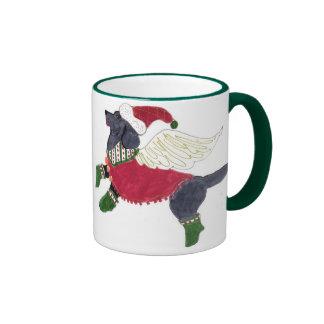 Gulliver's Angels Black Labrador Mug
