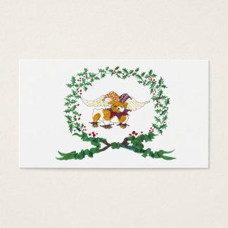 Gulliver's Angels Bulldog Gift Tag