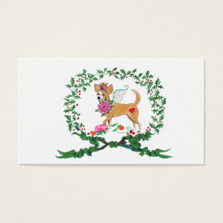 Gulliver's Angels Chihuahua Gift Tag