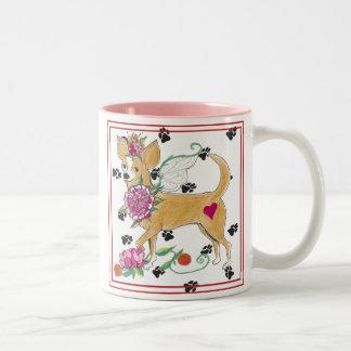 Gulliver's Angels Chihuahua Mug