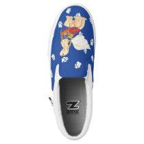 Gullivers Angels Cocker Spaniel Slipon Dog Walking Slip-On Sneakers