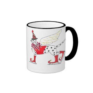 Gulliver's Angels Dalmatian Mug