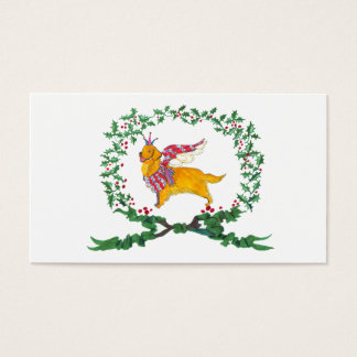 Gulliver's Angels Golden Retriever Gift Tag