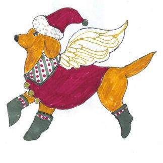 Gulliver's Angels Labrador Christmas Ornament