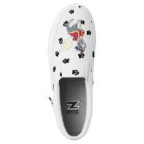 Gullivers Angels Schnauzer Slipon Dog Walking Slip-On Sneakers