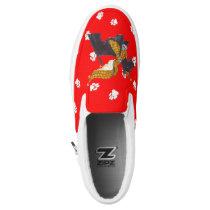 Gulliver's Angels Scottie Slipon Dog Walking Slip-On Sneakers