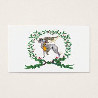 Gulliver's Angels Scottish Deerhound Gift Tag