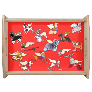 Gullivers Angels Serving Tray