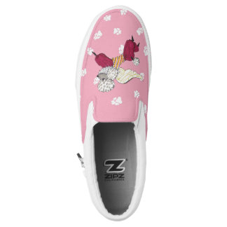 Gulliver's Angels Slipon Poodle Walking Shoes