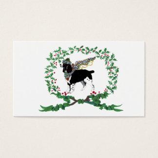 Gulliver's Angels Springer Spaniel Gift Tag