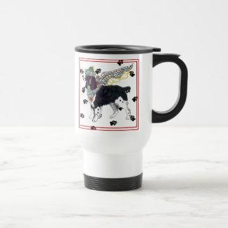 Gulliver's Angels Springer Spaniel Mug