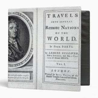 'Gulliver's Travels' by Jonathan Swift, 1726 Binder
